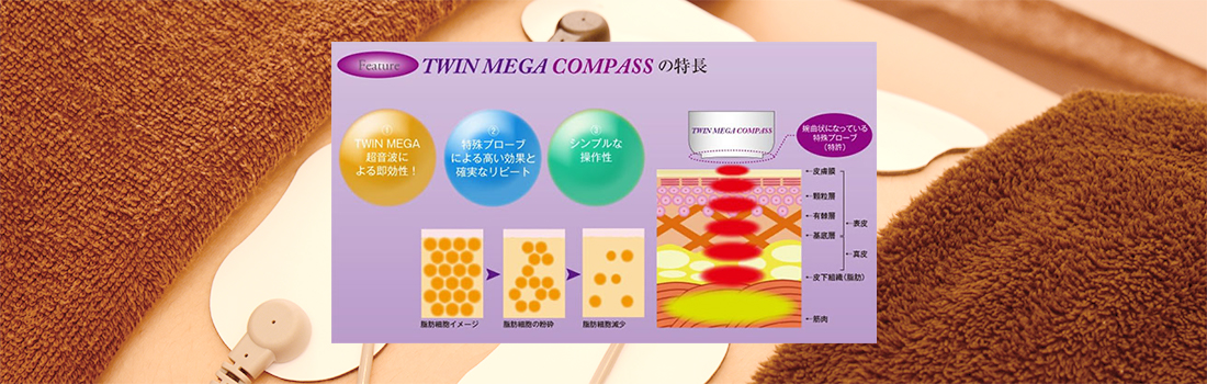 【TWIN MEGA COMPASS(ツインメガコンパス)】